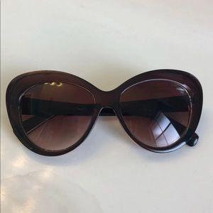 Steve Madden cat eye glasses